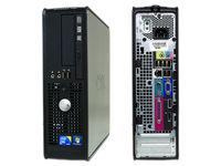 DELL 780 DESKTOP Intel® Core 2 Duo E7500 2,9Ghz, 4GB DDR3, HDD 128GB SSD, DVD