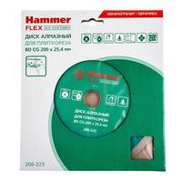 Disc de tăiere Hammer ВDCG 206-223 (310205)