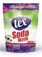 Сода кальцинированная TEX Soda Matik 600гр.