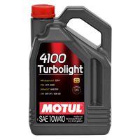 Масло моторное Motul 10W40 4100 TL 4L