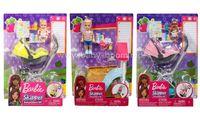 """Barbie FXG94 Набор аксессуаров """"Уход за малышами"""" в асс."""