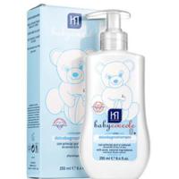 BabyCoccole șampon-spumă de baie pentru copii, 250 ml