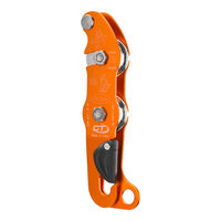 Спусковое устройство Climbing Technology Acles DX 9-12 mm, orange, 2D627D0