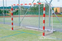 Plasa pentru mini fotbal 3*2*0.8*1.2 m 633 (2655)