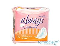 Absorbante ALWAYS Ultra Normal Plus N10****