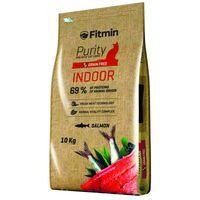 Сухой корм для кошек Fitmin Purity Indoor 10 Kg