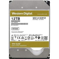 """3.5"""" HDD 12.0TB Western Digital Gold Enterprise Class WD121KRYZ"""