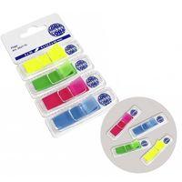 Notes adeziv plastic 12.5*43mm 4*36f