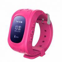 GPS-трекер Wonlex Q50(OLED) Pink