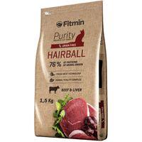 Сухой корм для кошек Fitmin Purity Hairball 1.5 Kg