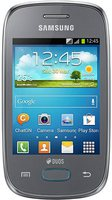 Samsung S5312 Pocket Neo Metalic Silver 2 SIM (DUOS)