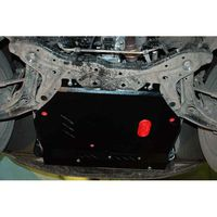 > DODGECaliber 2006 - 2011 ЗАЩИТА КАРТЕРА SHERIFF | Защита двигателя