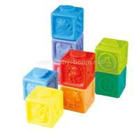 PlayGo 2407 Тактильные кубики