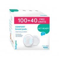BabyOno прокладки для груди Comfort,100 + 40  штк