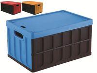 Ящик складной с крышкой Cargo 46l, 54X36XH28.5cm