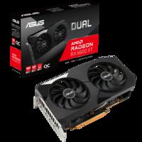 VGA ASUS Radeon RX 6600 XT 8GB GDDR6 Dual OC