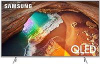 TV  QLED Samsung QE55Q67RAUXUA, Silver