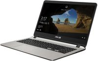 "ASUS X507UB 15.6"" Gold ( i3-8130 4Gb 1Tb+256Gb SSD GeForce MX110 2Gb)"