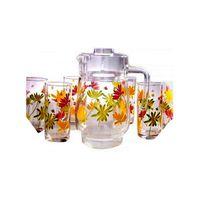 Комплект для напитков LUMINARC CRAZY FLOWERS G4621