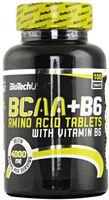 BioTechUSA BCAA + B6100tab