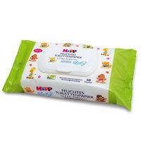 Влажная туалетная бумага Hipp BabySanft 50 шт