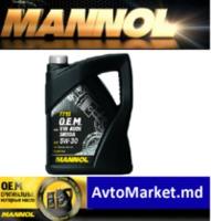 5W30 MANNOL для VW 5л