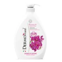 Жидкое мыло для рук Dermomed с экстрактом Кашемира и Орхидеии, 1000 мл
