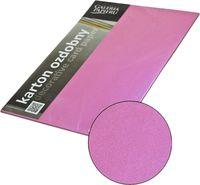 ARGO Картон GPAPIERU Millenium A4, 220 г/м2, розовый
