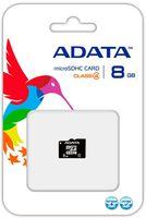 8Gb microSDHC ADATA Class4