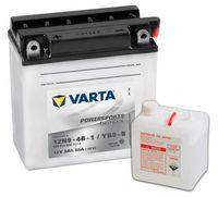 Аккумулятор VARTA  12V  85AH 12N9-4B-1 (YB9-B)