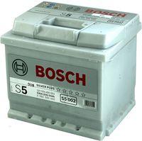 Аккумулятор Bosch Silver Plus S5 002 (0 092 S50 020)