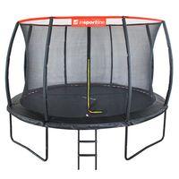 Батут с сеткой и лестницей d=366 см (макс. 150 кг) inSPORTline 22277 (5281)