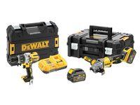 Набор аккумуляторных инструментов DeWALT DCK2055T2T