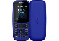 Nokia 105 (2019) Duos, Blue