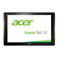 Acer Iconia Tab 10 A3-A40, Red-Gold