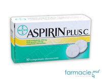 Аспирин Плюс С, шипучии таблетки. N2x5