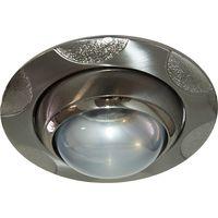 Feron Встраиваемый светильник 156 R-50 серебро