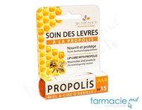 Balsam de buze 3Chenes (extr.propolis) 5.2 g
