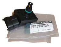 Датчик давления наддува (MAP сенсор) Renault Megane II/Scenic II 4-конт., Renault 223658143R
