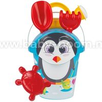 """Androni 1312-0000 Набор для песка """"Пингвин"""""""