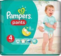 Трусики мальчик/девочка Pampers Pants 4 (9-14 кг.) 24 шт.