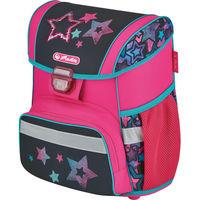 """Ghiozdan pentru școală """"Stars"""" Herlitz I roz"""