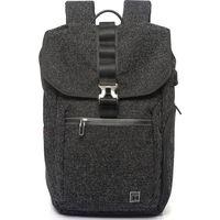 """Рюкзак Tangcool TC718, для ноутбука 15.6"""", с USB портом, водонепроницаемый, cерый"""