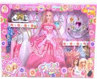 OP Д01.261 Кукла с аксессуарами (32 см.)