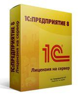 1c Предприятие 8. Лицензия на сервер (x32)  (Программная зашита)