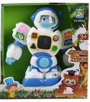 """OP МЛЕ2.42 Развивающая игрушка """"Робот"""" со светом и музыкой"""