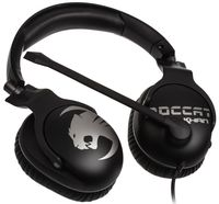 купить ROCCAT Khan Pro / Competitive High Resolution Gaming Headset, Noise-cancelling Microphone (rotatable), On-headset Remote, 50mm neodymium speaker units, Supreme comfort (high-comfort, low-weight design), 3.5mm jack, Black в Кишинёве
