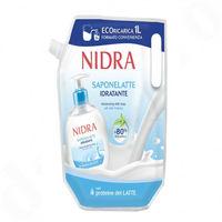 Резерв Жидкое мыло Nidra Milk Proteins увлажняющее, 1000 мл