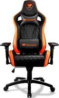 Игровое кресло Cougar ARMOR S Black/Orange