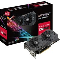 ASUS STRIX-RX570-O4G-GAMING RX570, 4GB GDDR5 256bit 1300/7000MHz